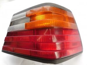 MERCEDES 260E 300E 86-1993 TAIL LIGHT ASSEMBLY RIGHT 1248200664