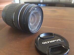 Olympus Zuiko Digital ED 40-150mm f/4.0-5.6 Lens (Black) Annerley Brisbane South West Preview