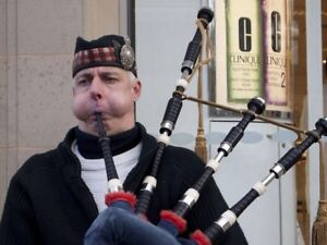 Bag pipes wanted