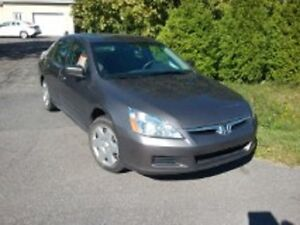 2006 Honda Accord Berline