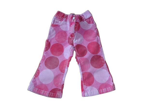 Mini Boden Girls Bootcut Trousers