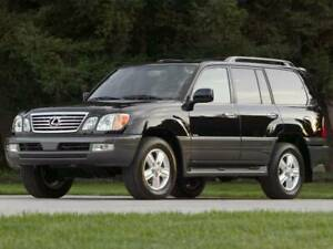 Looking for Lexus LX470 / LX 470