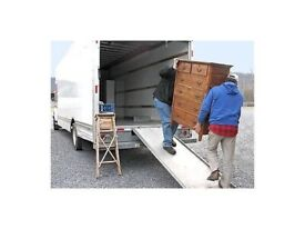 LAST MINUTE MAN AND VAN HOUSE REMOVAL MOVERS MOVING SERVICE FURNITURE CLEARANCE DUMPING
