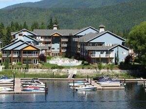 2 Bdr Condo For Rent at The Narrows Sicamous BC
