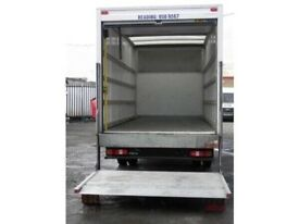24/7 CHEAP MAN AND VAN HOUSE OFFICE REMOVALS MOVERS MOVING LUTON VAN HIRE BIKE MOPED RECOVERY