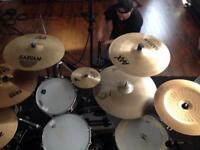 Record REAL DRUMS