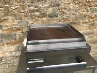 Lincat gs6 steel plate griddle