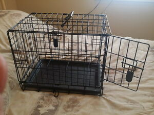 TRAVEL CAGE/CARRIER BLACK METAL