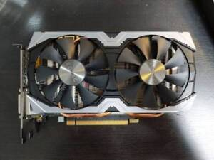 Zotac GeForce GTX 1070 8G DDR5 Video Card for Gaming