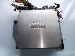 Mercedes ML320 E320 1998-1999 Engine Computer Unit 0235459732