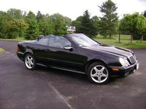 2003 Mercedes-Benz Autre 4,3 L Coupé (2 portes-convertible)