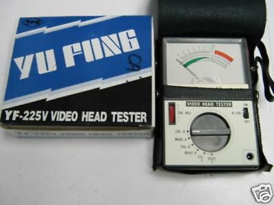 Yu Fong Video Head Tester Model Yf-225v