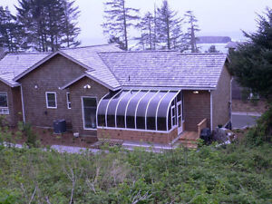 SUNROOMS, SOLARIUMS, PATIO COVERS... EYE CATCHING!. Prince George British Columbia image 4