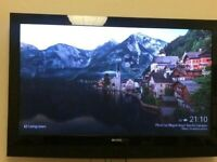 "42"" HD Ready LCD Freeview TV, Acoustic Solutions, 100 ONO"