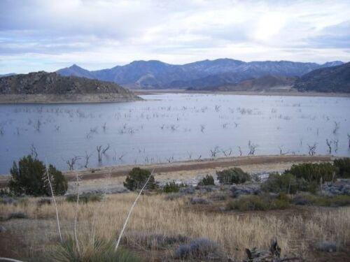 California Lake front/ waterfront lot.  270 view Lake Isabella nest inside Park