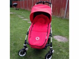 Bugaboo Bee Plus with cocoon