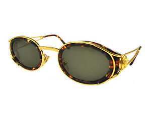 how to buy gold versace sunglasses on ebay