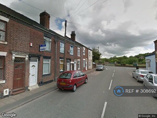 2 bedroom house in Burhnam Street, Stoke On Trent, ST4 (2 bed)