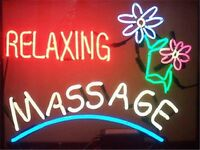 Mobile Female Relaxing massage therapy