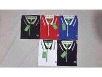Hugo boss 5 polo t shirt short sleeves £15 each