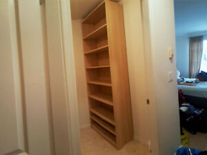 Ikea Billy Bookcase/ Large Shelving Unit