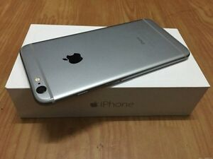 IPhone 6 Space Grey 16gb in like new condition