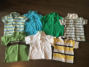 Boys 2T shirts- EUC- $25