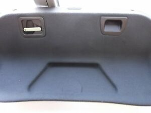 AUDI A6 2006-2011 REAR FLAP SEALER CLOTHING TRIM SEDAN 4F5867975