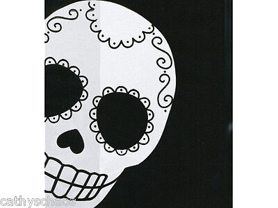 25 Day Of The Dead 4x2x9