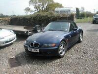 BMW Z3 Manual 1997