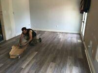 Flooring installer, laminate, tile, vinyl, hardwood