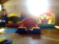 Soft Play / Softplay - Ball Pits - Party hire - Rental Within the Derbyshire Area