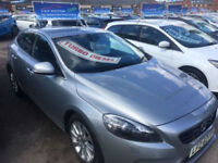 Volvo V40 1.6 D2 SE Lux (FULL LEATHER)