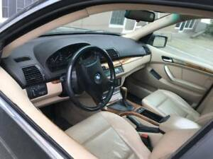 2001 BMW X5 fully loaded