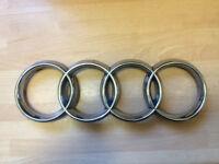 Audi S3 8L Quattro Grill Badge