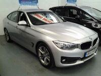 BMW 320 2.0TD GT Sport Step Auto (FULL LEATHER+SAT NAV)