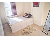 A beautiful double room with lots of storage space