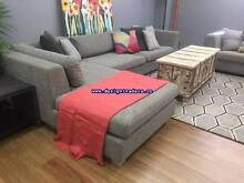 ExHire Ex DISPLAY New Used SOFA CHAISE LOUNGE SAT 28/11 from$100 Sydney Region Preview