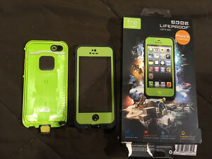 Lifeproof case for iPhone 5S or 6 SE Peterborough Peterborough Area image 1