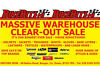 MASSIVE WAREHOUSE CLEAROUT SALE NOW ON at BikeBitsNI - Clothing, Helmets, Boots & Loads More!! Bangor & Nationwide Mail Order, Belfast