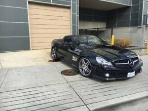 MERCEDES SL63 AMG PERFORMANCE PACKAGE 35KM! CONVERTIBLE