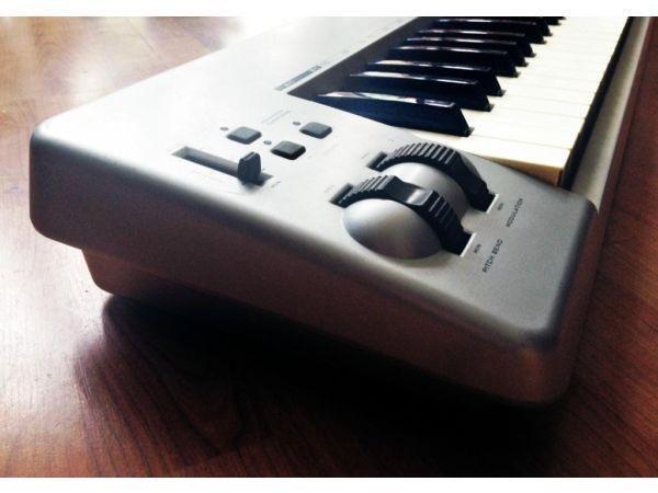 m audio keystation 88es midi controller in wirral merseyside gumtree. Black Bedroom Furniture Sets. Home Design Ideas