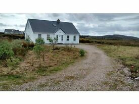 Donegal Holiday 5 bedroom house - last minute vacancy