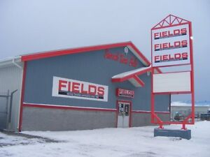 Retail Building on 1 acre on Hwy #11 (Trans Canada Hwy)