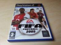 Playstation 2 - Fifa 2005