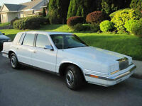 1991 Chrysler New Yorker Fifth Avenue..   NEGO !!! MUST SELL !!!