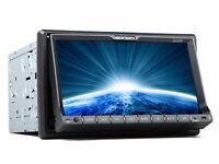Swap my Eonon Touch screen Car Satnav/DVD/CD/RADIO for iPad Pro or Macbook or ?