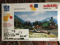 Maerklin Train set - Forestry Starter Set