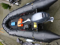 Zodiac FC470 Inflatable (commercial/military grade)