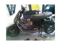 all piaggio bikes wanted all conditions all models
